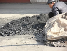 Coal is a source of energy for the rural area of Fuyuan County in Yunnan but that brings about environmental hazards.