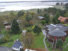 PCD adopts a programme of Ecovillage Design Education (EDE) which has been developed throughout a worldwide environmental movement to train our community facilitators. This is an eco-community built in England, named Findhorn Ecovillage, based on the EDE concept. (By the Findhorn Ecovillage)