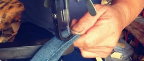 布衣生活 拐杖人生──社区减废的创意动能